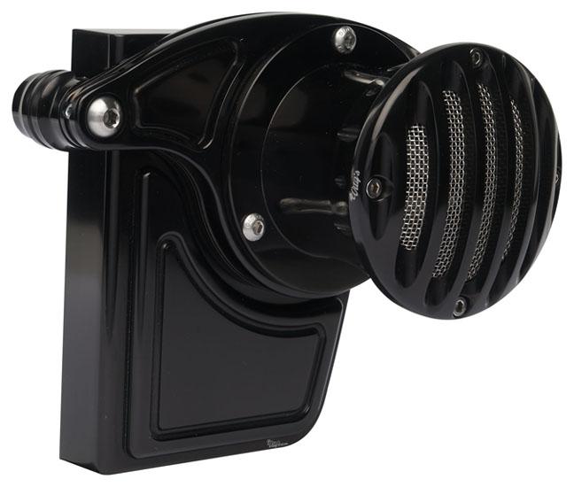 milwaukee 8 throttle servo cover black with velocity stack