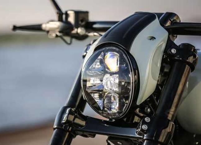 headlight fairing for 2018-up breakout 2