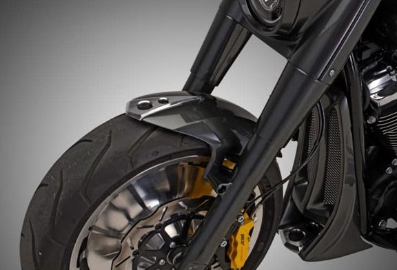front fender 2018-up fat boy 6