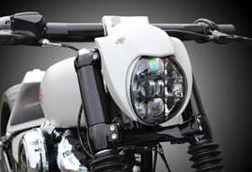 Headlight Fairing for 2018-up Harley Breakout's
