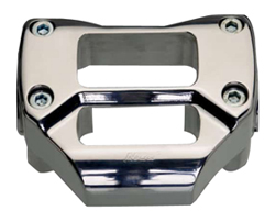 Risers with Integrated Speedo Housing for 2018-up Breakout's with Milwaukee-Eight Engine