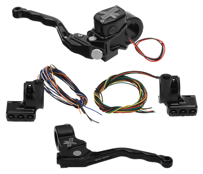rr90x high performance radial hand controls for harleys 1