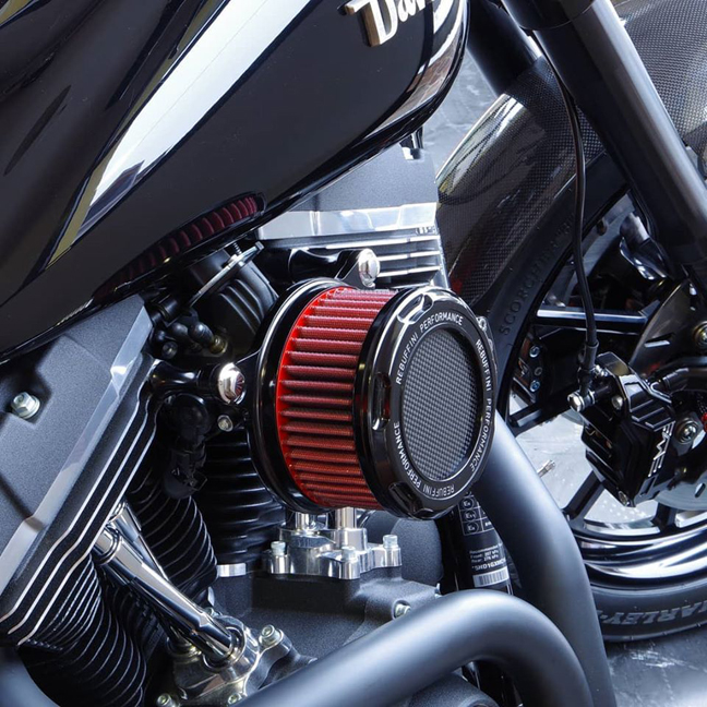 tuono air cleaner for harleys 5