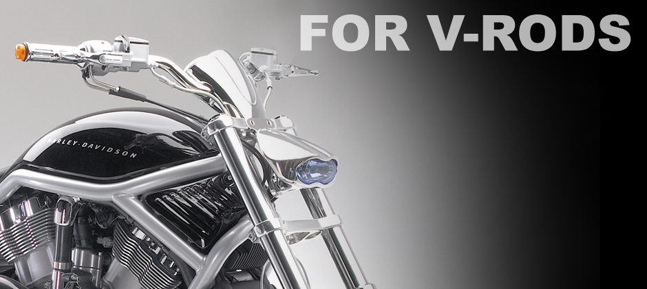 Parts for V-Rods