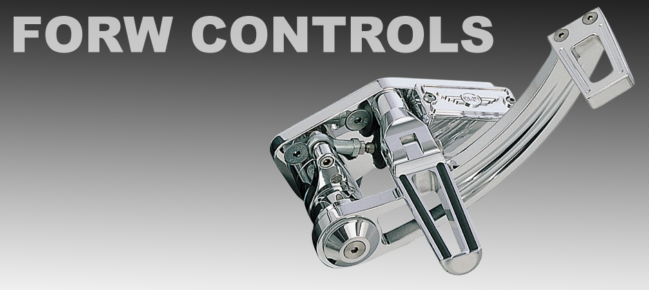 motorcycle forward controls