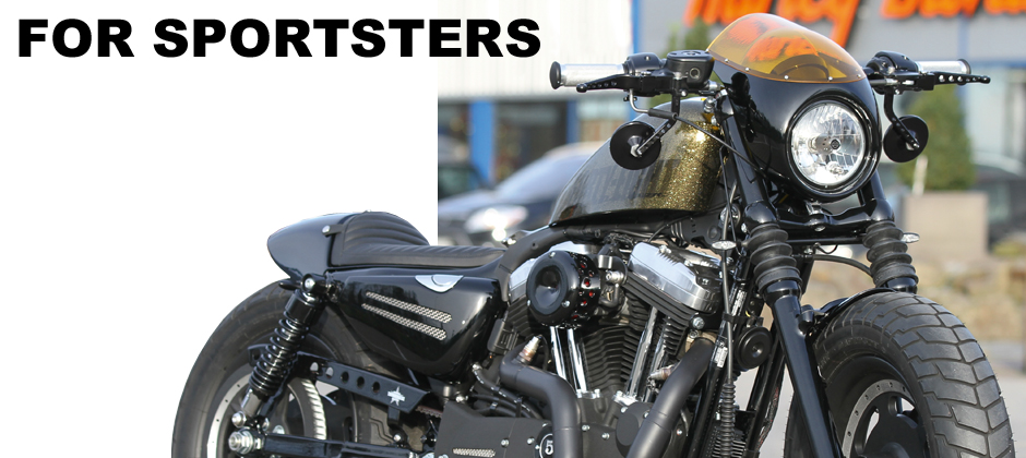 parts for harley sportsters
