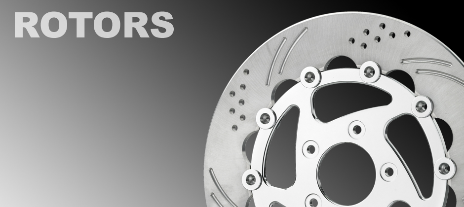 custom motorcycle rotors