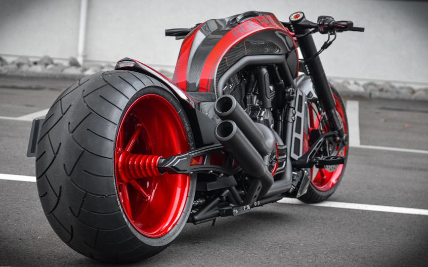 Parts Needed for V-Rod 330 Tire Conversion
