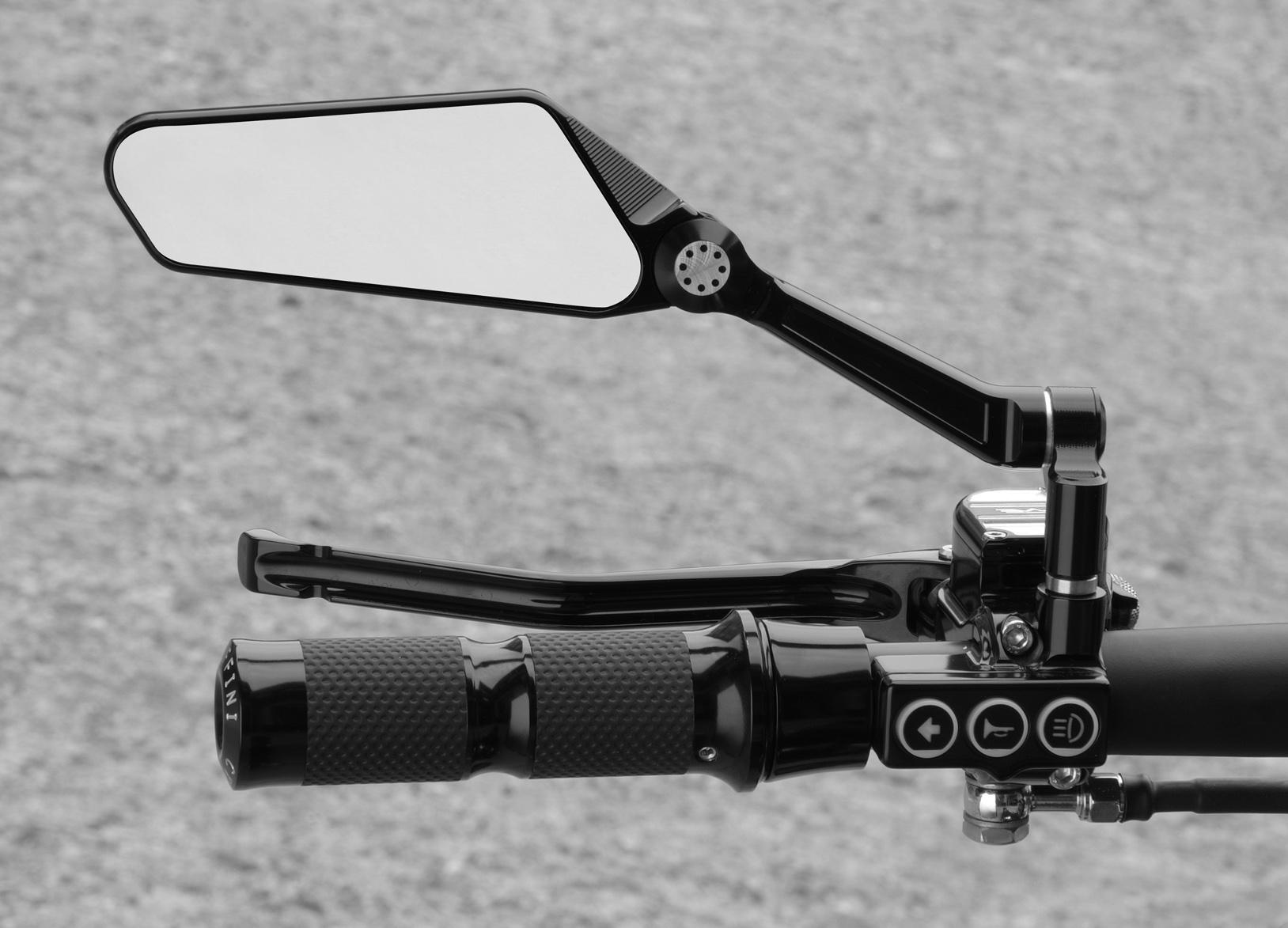custom motorcycle mirror 1