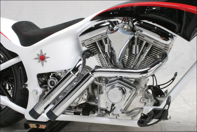 diamond aircleaner for harley custom motorcycles