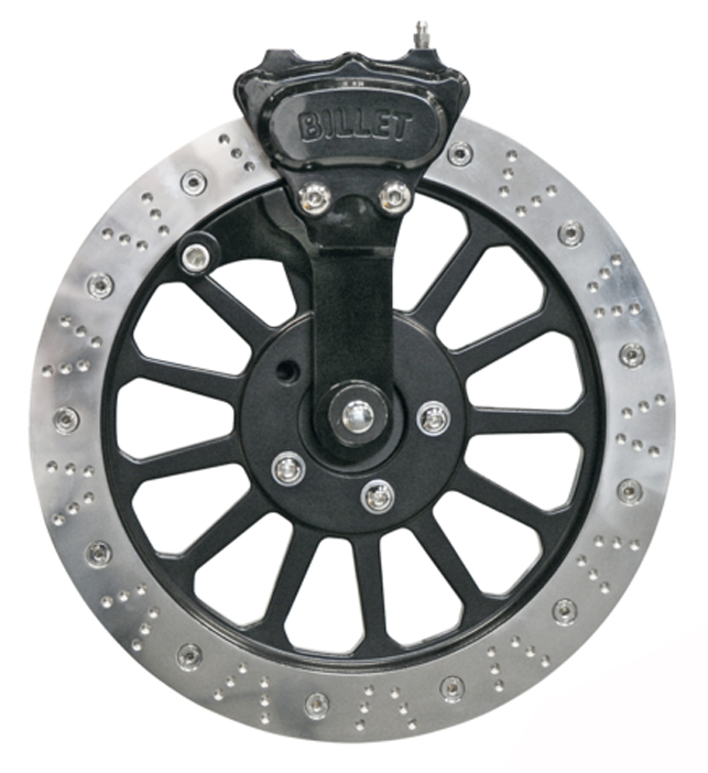 Vortex Pulley-Rotor Kit