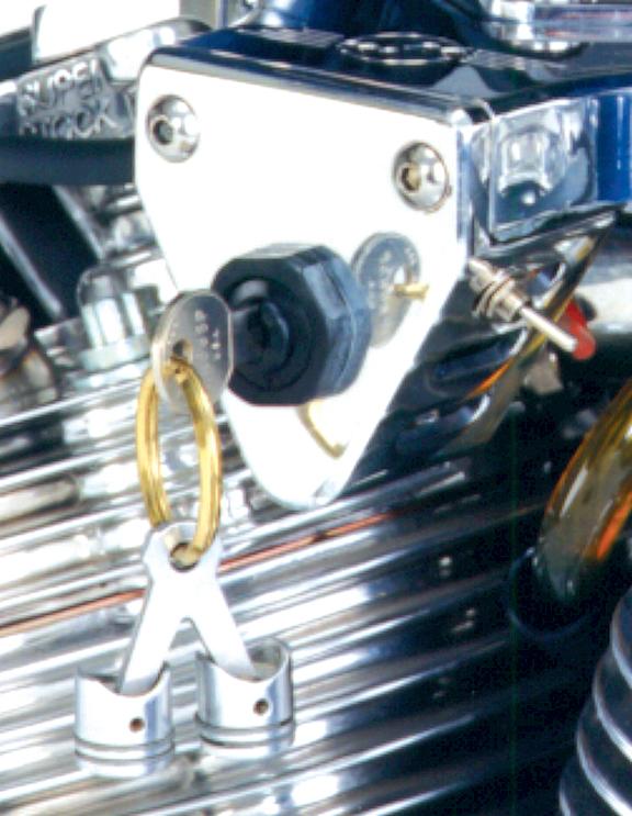 v twin key ring 2