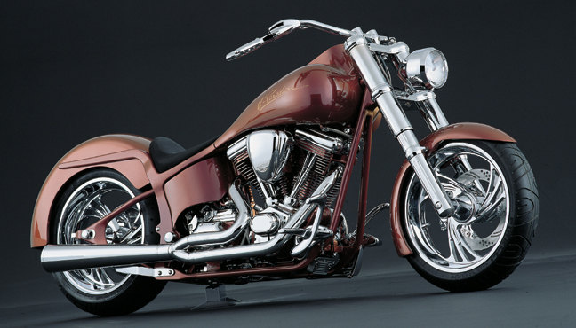 H Paradise Custom Motorcycle