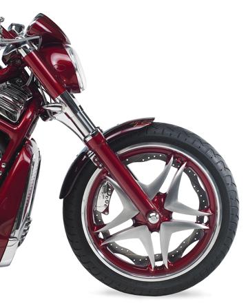 red custom v rod_11