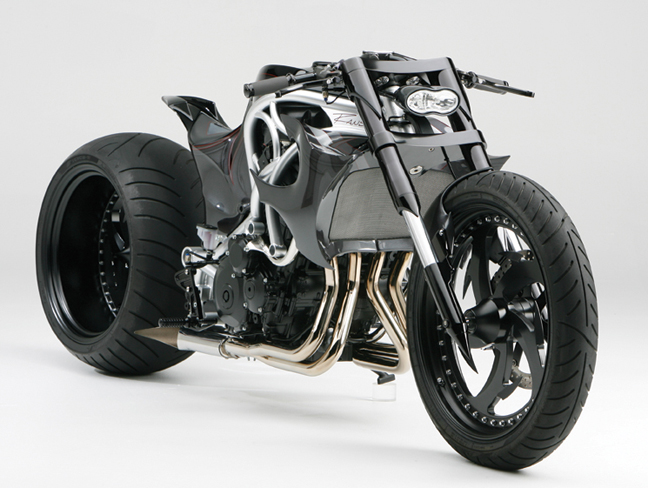 Serpent Custom Motorcycle