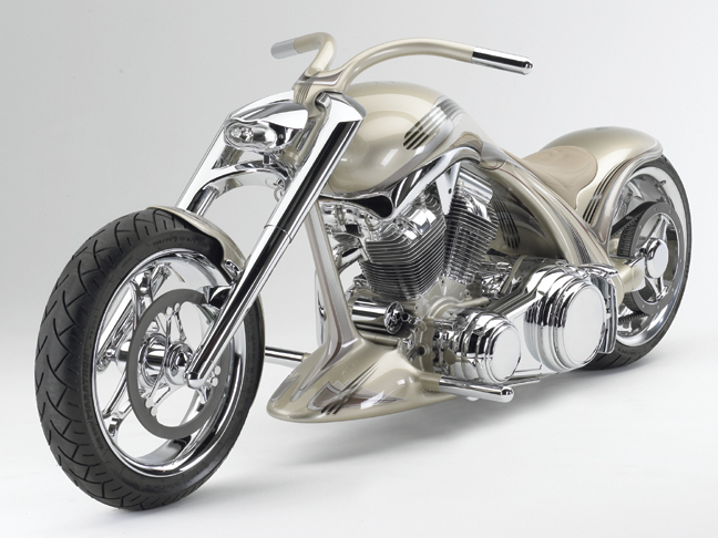 Simply The Best Custom Motorcycle
