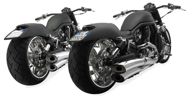 twin custom v rods_5