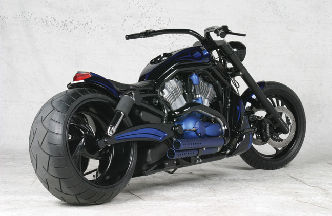 Violator Custom V-Rod