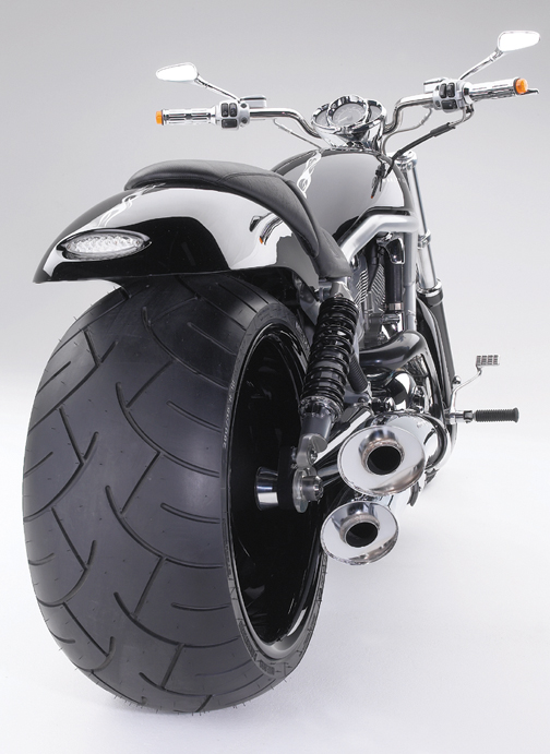 First 280 Tire V-Rod