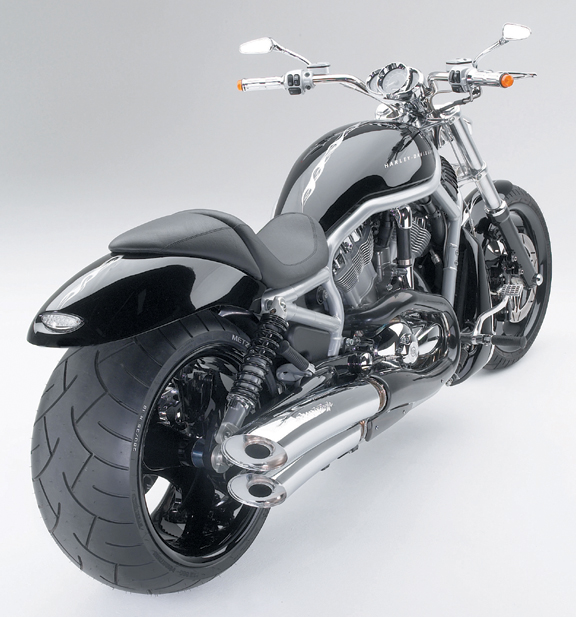 Parts Needed for V-Rod 280 / 300 Tire Conversion