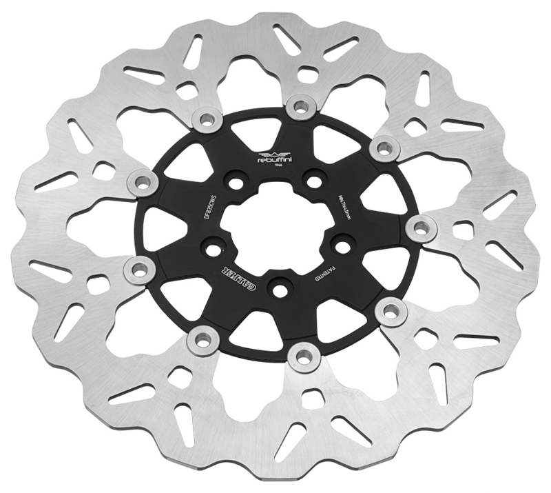 Hole Motorcycle Rotors – Floating