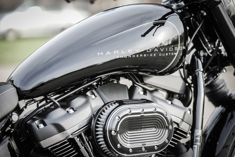 efi cover for harley 2017-up touring and 2018-up softail models