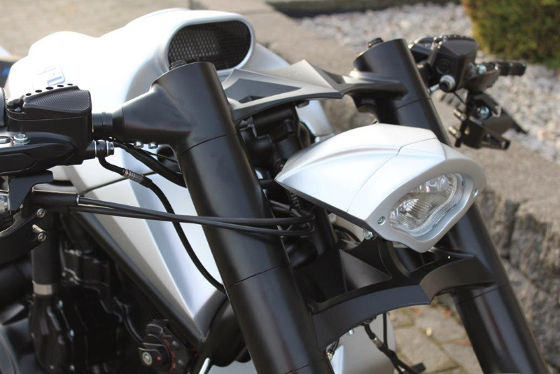 grand prix airbox cover for night rod 4