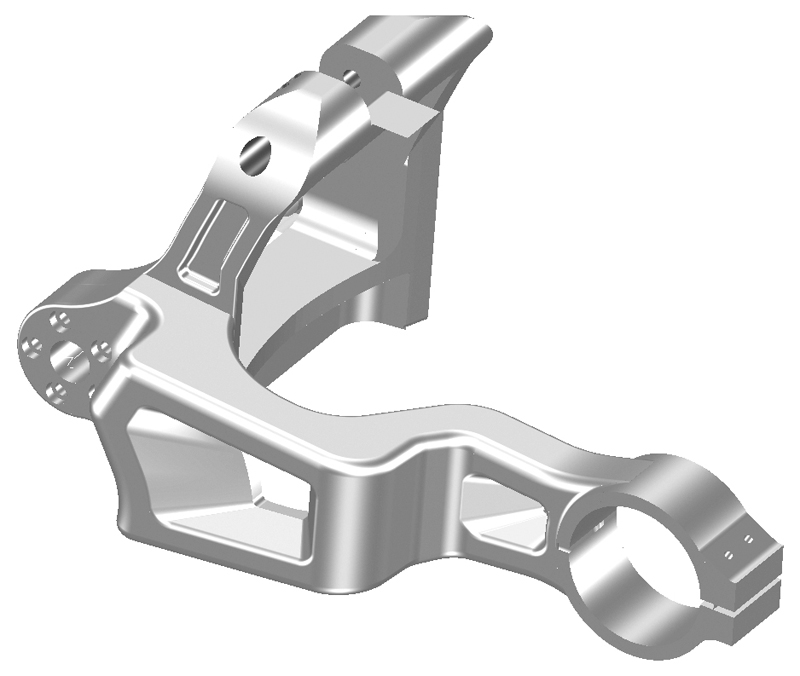 swingarm for milwaukee eight fat boy 3