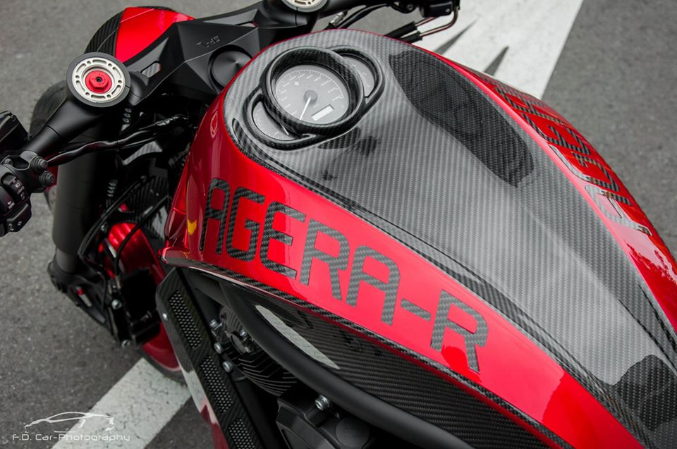 custom v-rod airbox cover