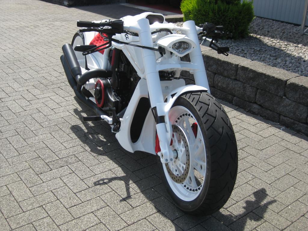 custom harley VRSCF V-Rod Muscle