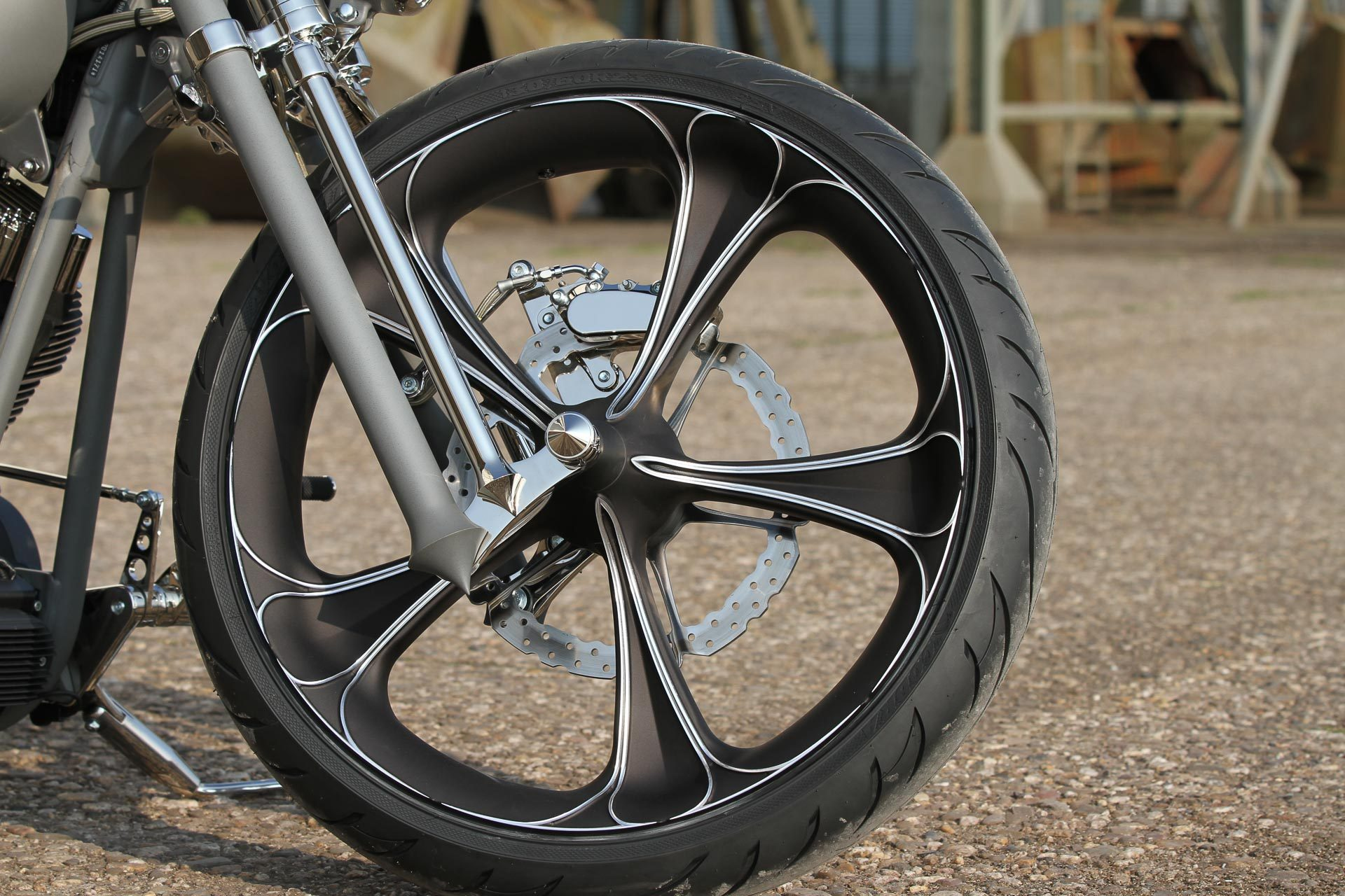 chopper motorcycle parts