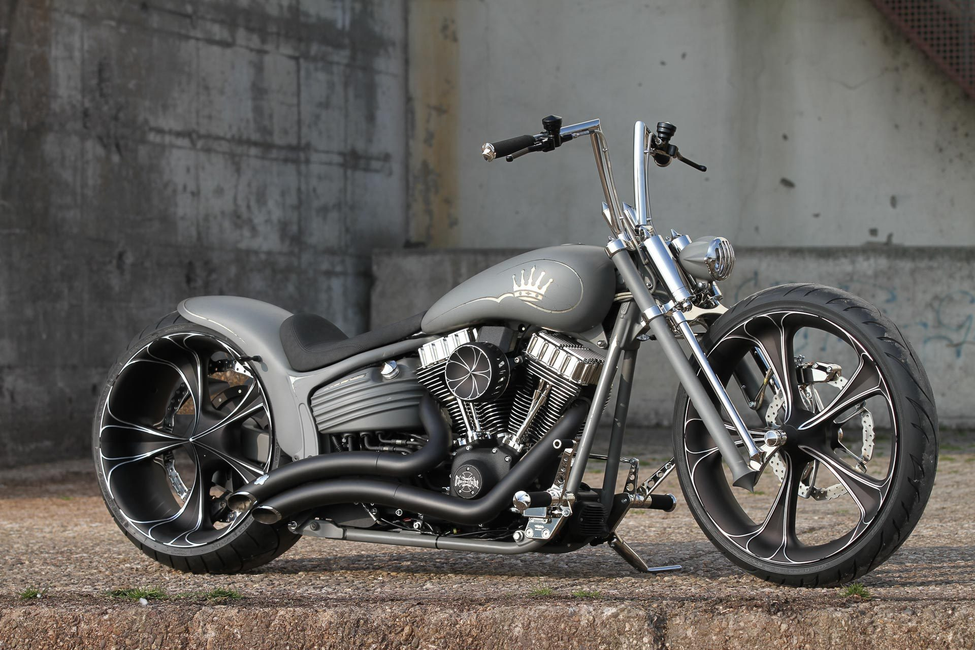 old style custom motorcycle parts