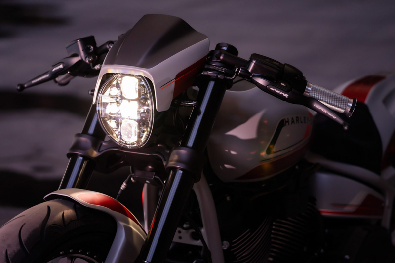 GT Milwaukee Eight FXDR