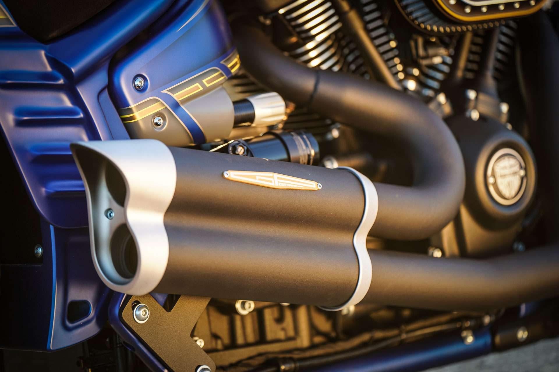 custom m8 breakout parts