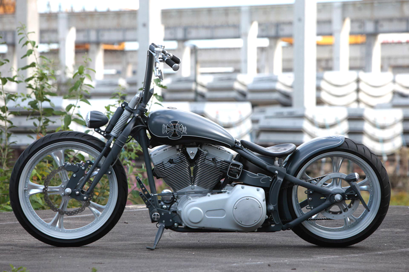 custom motorcycle parts for rockers