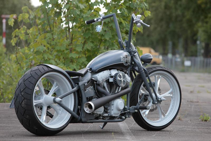 custom parts for harley-davidson rocker