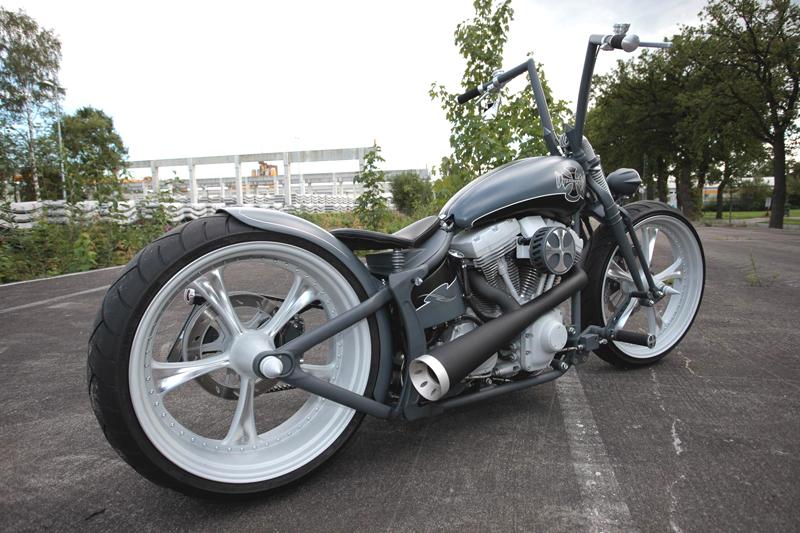 custom parts for harley rocker