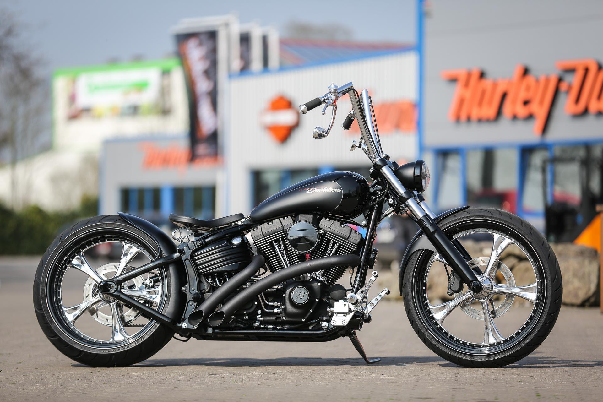 custom rocker c parts