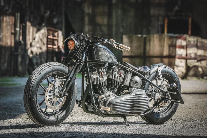 harley shovelhead motorcycle