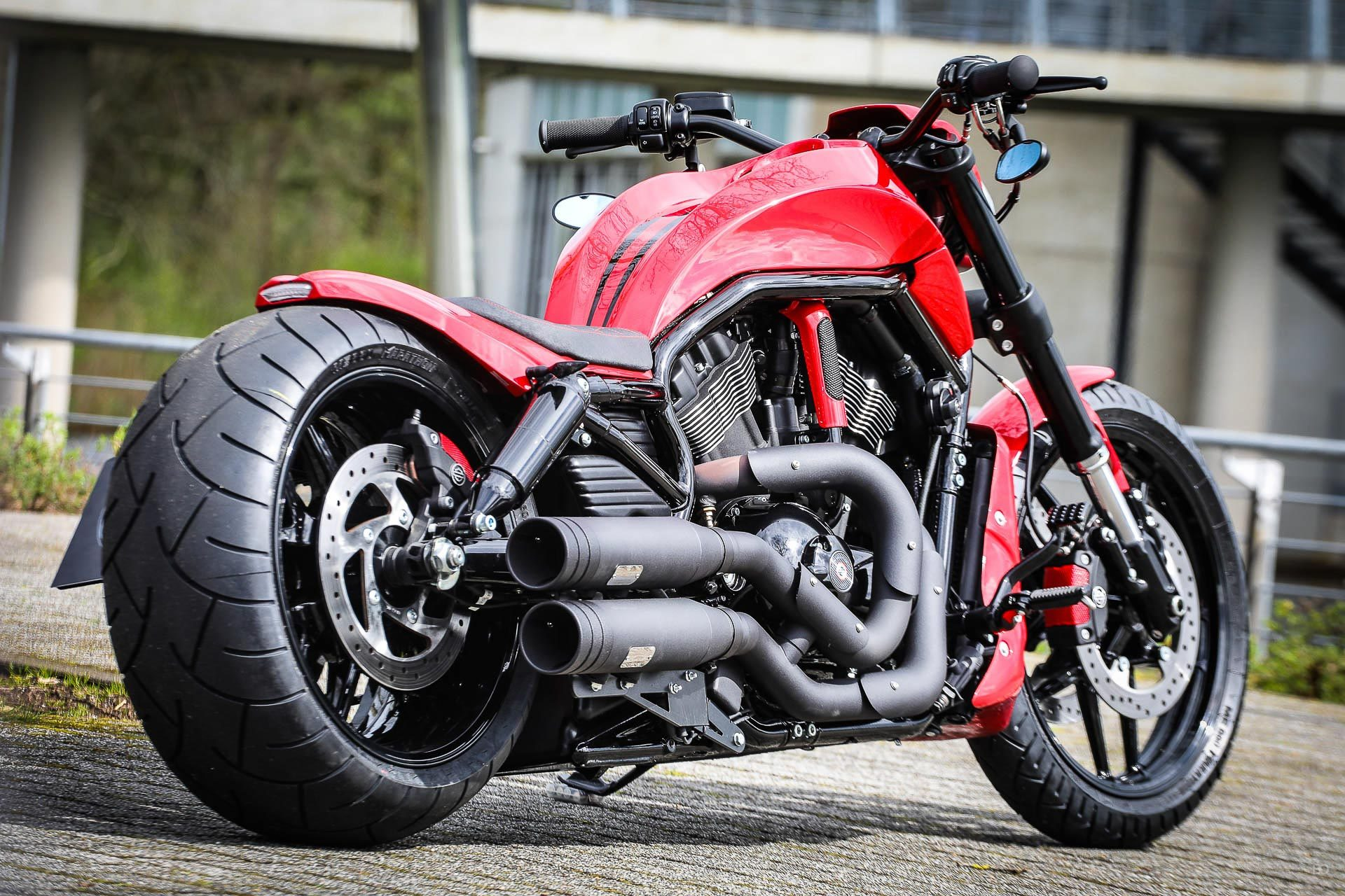 parts for vrod muscle