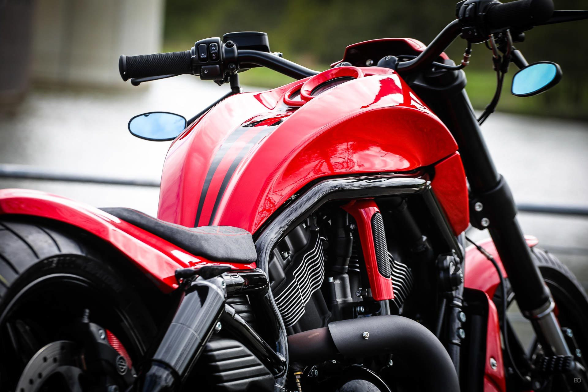 vrod airbox cover