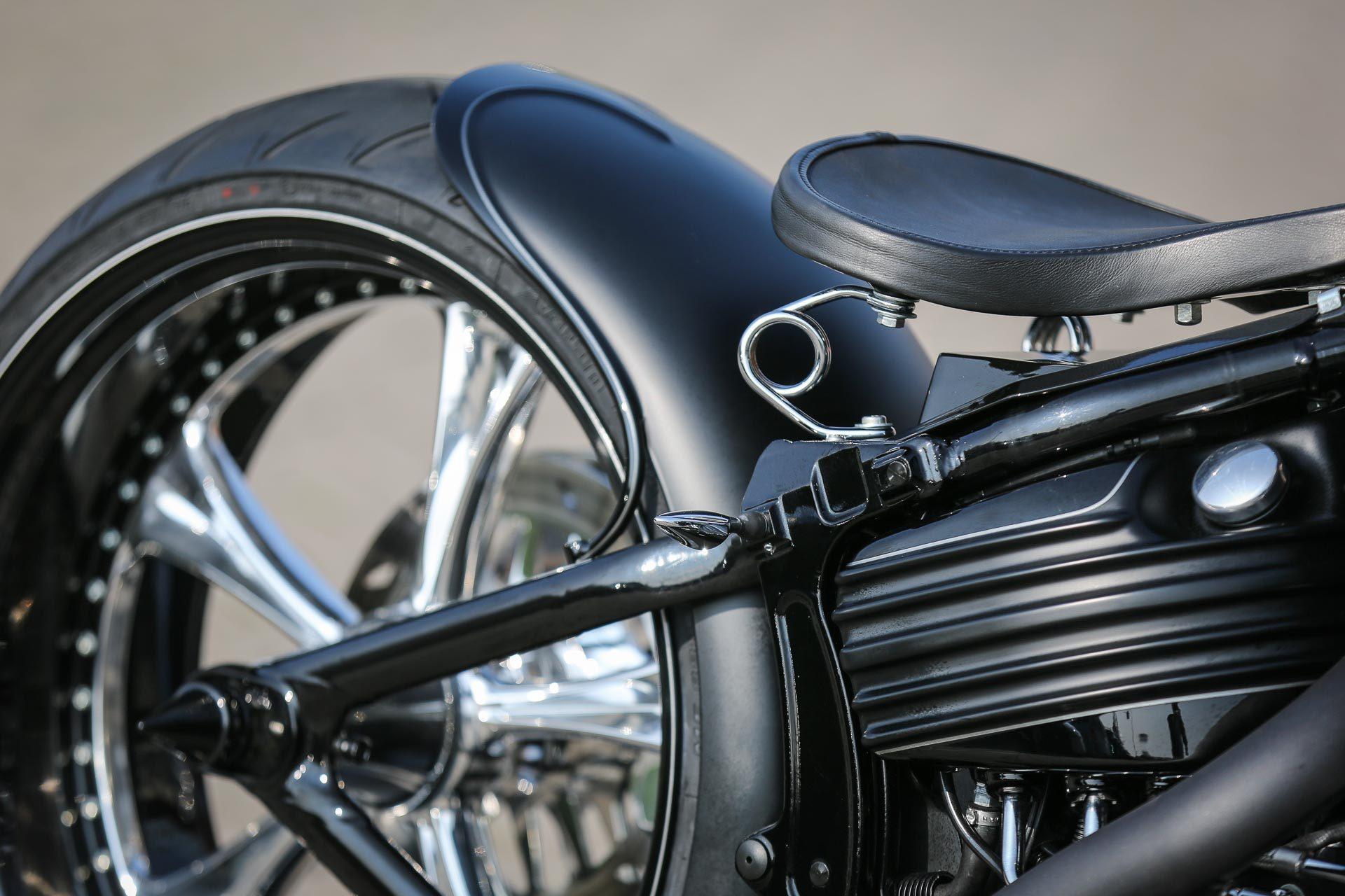wheels for harley rocker